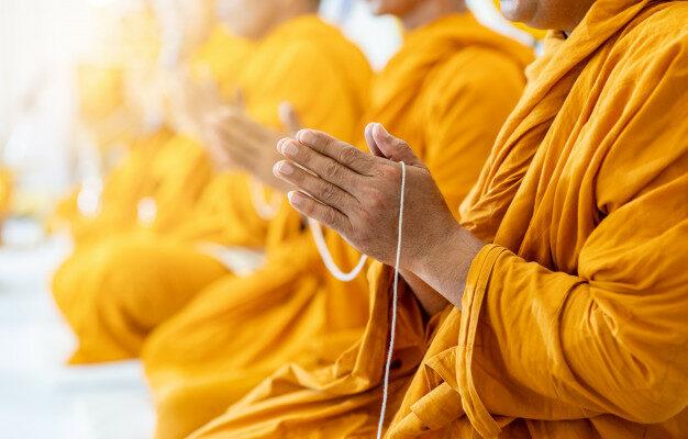 6 правил буддийского монаха, как сохранять спокойствие даже в самые трудные времена