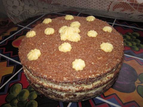 10 рецептов вкуснейших тортов
