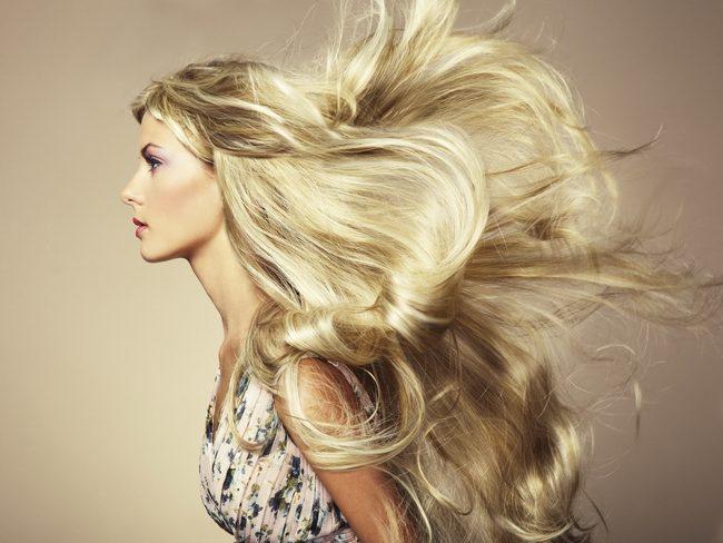 Все секреты пышных волос