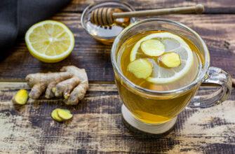 Домашние средства: вода, имбирь, мед, перец и лимон могут помочь облегчить простуду и кашель